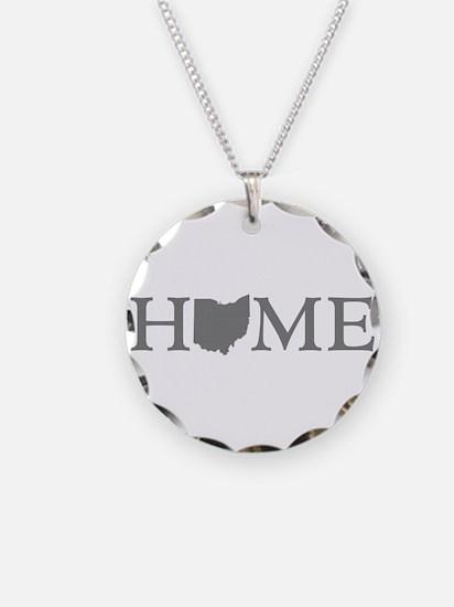 Ohio Home Necklace