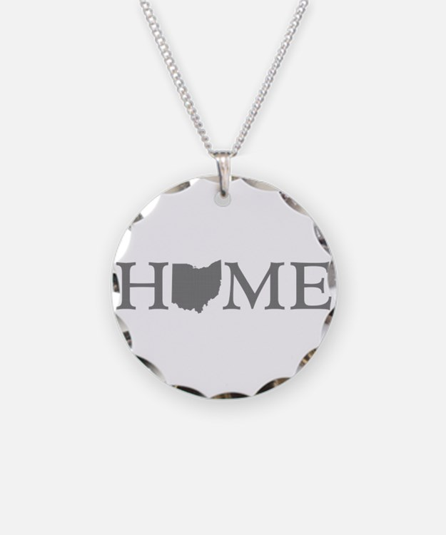 Ohio Home Necklace