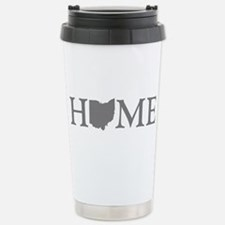 Ohio Home Stainless Steel Travel Mug