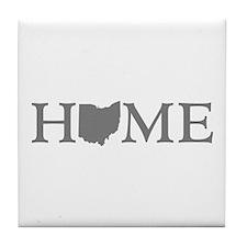Ohio Home Tile Coaster