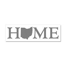 Ohio Home Car Magnet 10 x 3
