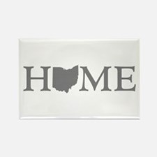 Ohio Home Rectangle Magnet