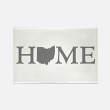 Ohio Home Rectangle Magnet (10 pack)