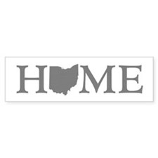 Ohio Home Bumper Bumper Sticker