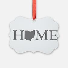 Ohio Home Ornament