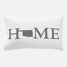 Oklahoma Home Pillow Case