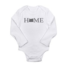 Oregon Home Long Sleeve Infant Bodysuit