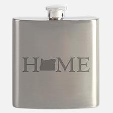 Oregon Home Flask