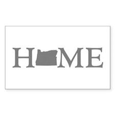 Oregon Home Decal
