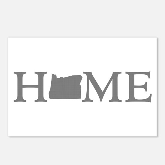 Oregon Home Postcards (Package of 8)