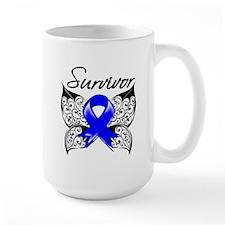 Survivor Colon Cancer Mug