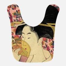 Japanese woman Bib