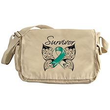 Survivor Cervical Cancer Messenger Bag