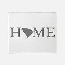 South Carolina Throw Blanket