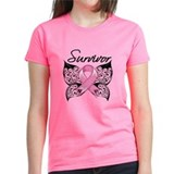 Breast cancer survivor Women's Dark T-Shirt