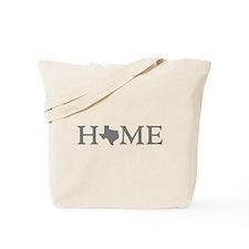 Texas Home Tote Bag
