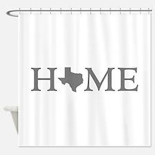 Texas Home Shower Curtain