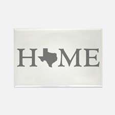 Texas Home Rectangle Magnet