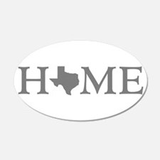 Texas Home Wall Decal