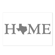 Texas Home Postcards (Package of 8)