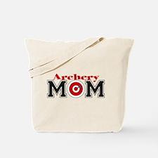 Archery Mom Tote Bag