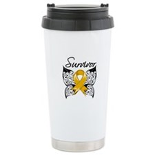 Survivor Appendix Cance Travel Mug