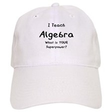 teach algebra Hat