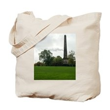 nelson monument Tote Bag