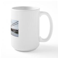 South Portland Street Suspension bridge Mug