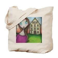 Hometown Girl Tote Bag