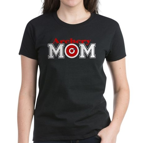 Archery Mom Women's Dark T-Shirt