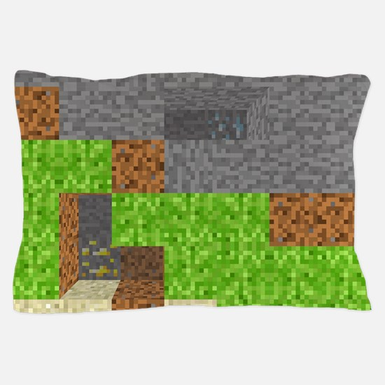 Pixel Art Play Mat Pillow Case