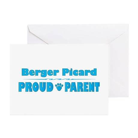 Berger Parent Greeting Cards (Pk of 10)