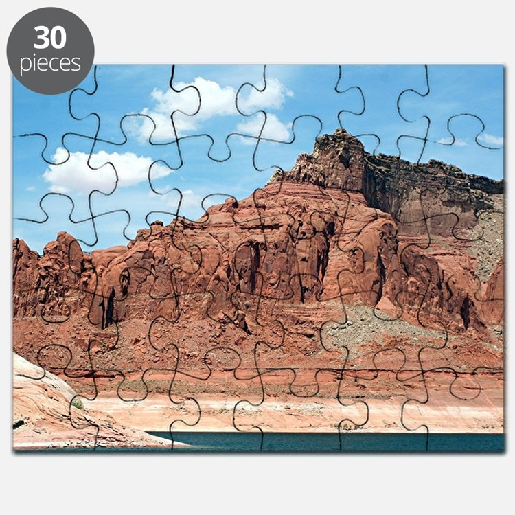 Lake Powell, Glen Canyon, Arizona, USA 5 Puzzle