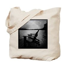 Wisconsin lake Tote Bag