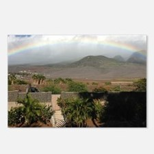 Rainbow Over Mountain Postcards (Package of 8)