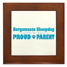 Bergamasco Parent Framed Tile