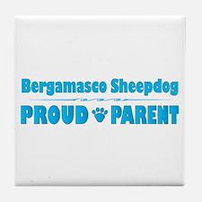 Bergamasco Parent Tile Coaster