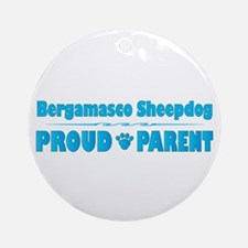 Bergamasco Parent Ornament (Round)