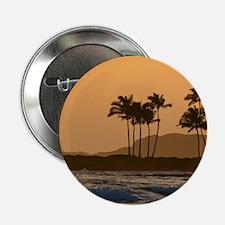 "Kauai Sunset 2.25"" Button (10 pack)"