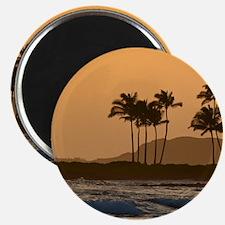 Kauai Sunset Magnets