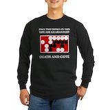Baduk Long Sleeve T-shirts (Dark)