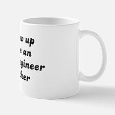 Aerospace Engineer like my mo Mug