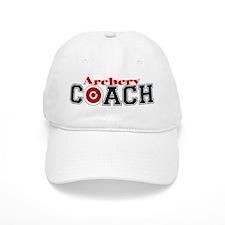 Archery Coach Baseball Cap