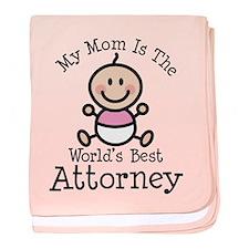 Best Stylist Mom baby blanket