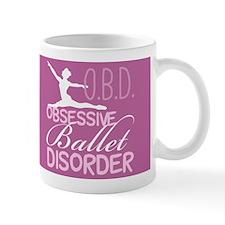 Ballet Obsessed Mug