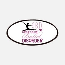 Ballet Obsessed Patches