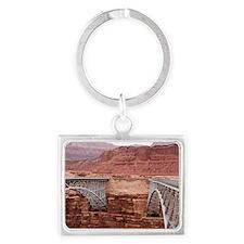 Navajo Bridge, Arizona, USA Landscape Keychain