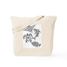 Hawaiian animals Tote Bag