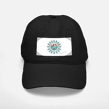 Hopi Sunface Black Cap #1